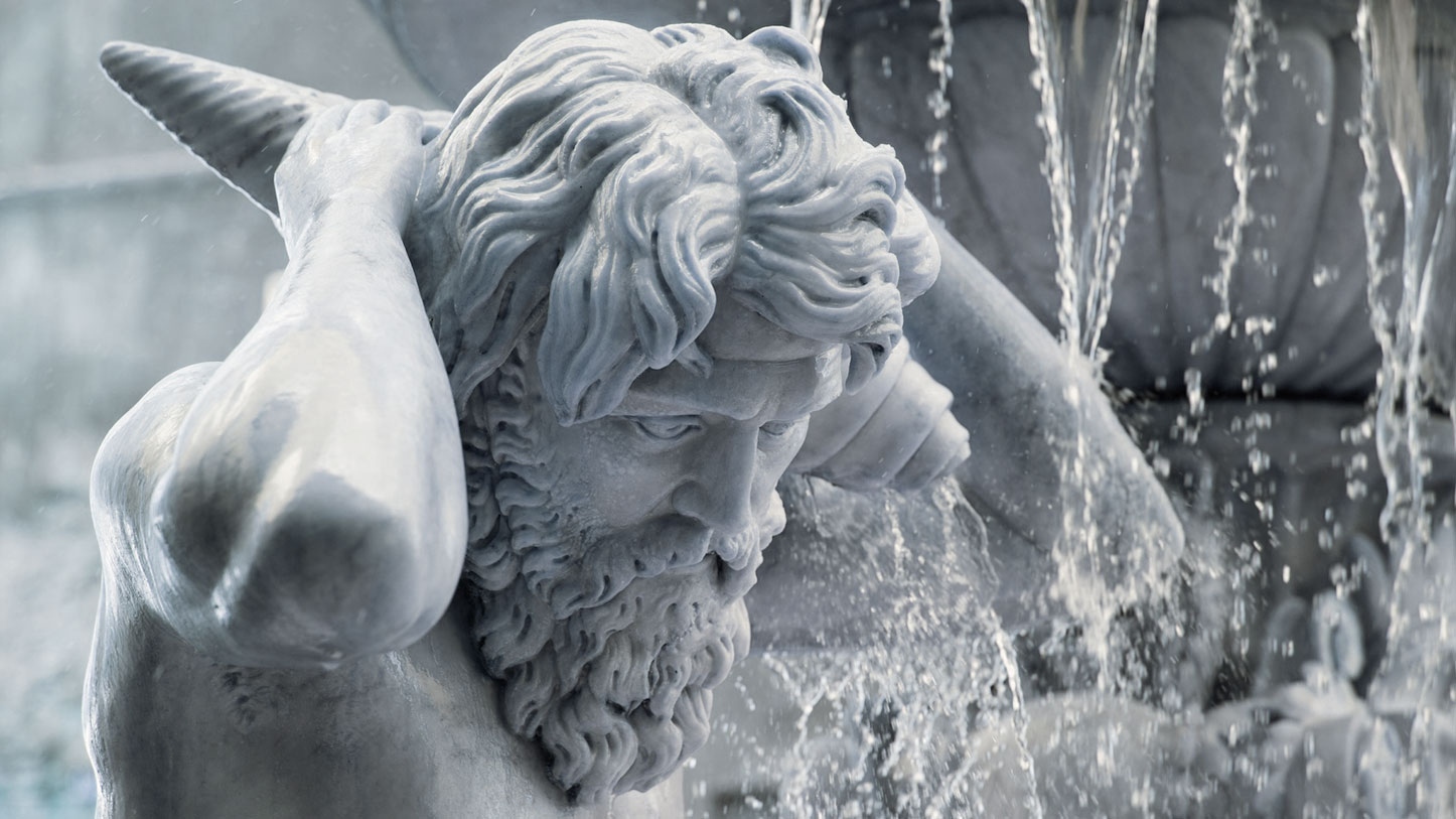 Wonderfil Fountain